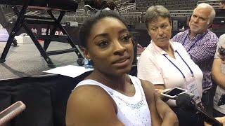 Simone Biles to USA Gymnastics: 'You had one damn job and you failed to protect us'
