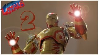 This time both IRONMAN Action Figures realize there's a price to pa...