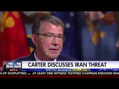 Ash Carter Distances Military From Obama's $400M Taxpayer Ransom Payment To Iran