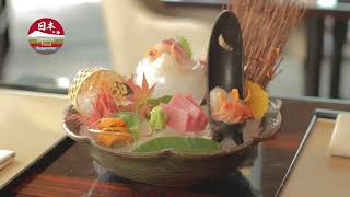 Japanese Food Supporter PR Video (3min)