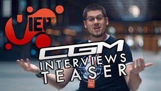 VIEW 2019 - Teaser 13 Interviews CGM !