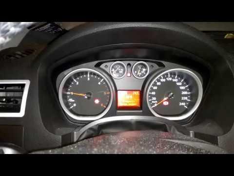 Зимний запуск двигателя в -24 Ford Kuga 2008 г. 2.0 TDCI 136 л.с.
