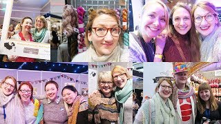 Stranded Vlogs: Edinburgh Yarn Festival 2018