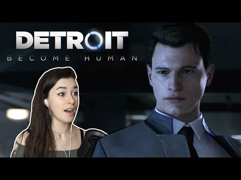 THIS GAME IS AMAZING! | Detroit: Become Human Demo Gameplay