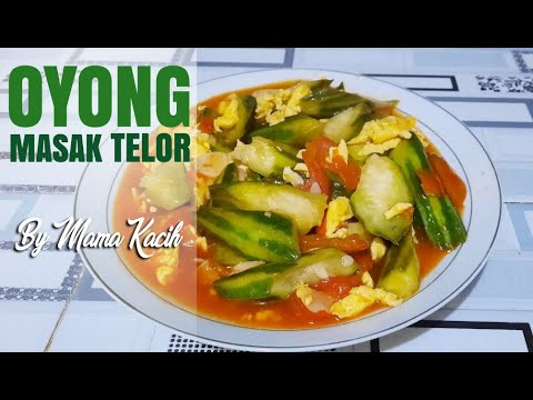 Oyong Masak Telor Youtube