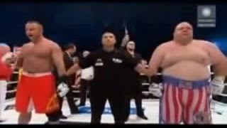 сумо против бокса (Sumo vs. Boxing)