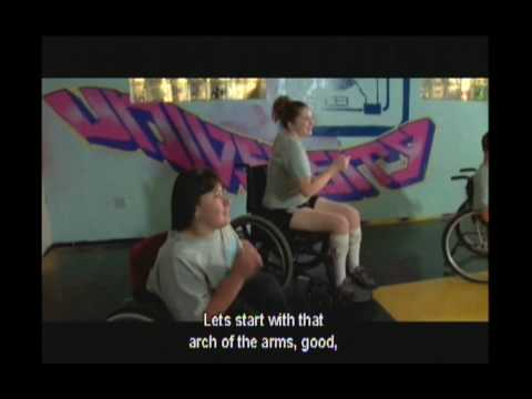 Aerobic Exercises for Youth with Spina Bifida