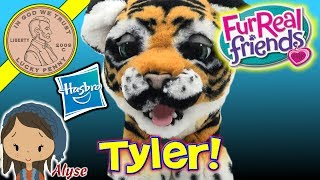FurReal Roarin' Tyler The Playful Tiger - Toy Review