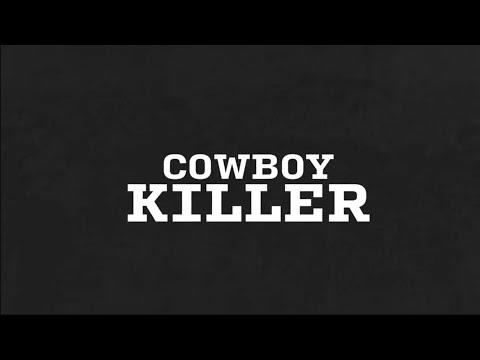 Jason Aldean - Cowboy Killer (Lyric Video)