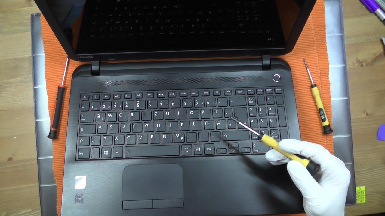 toshiba satellite 5200 notebook service and repair guide