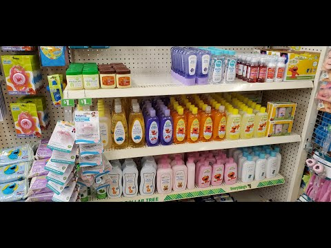 🧸 Request:  Dollar Tree Baby Section Organization 🧸