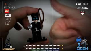 Распаковка и Обзор МиниФигурка LEGO CATWOMAN =ЖЕНЩИНА КОШКА= [ЛЕГО DC COMICS КОМИКСЫ]
