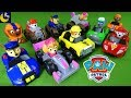 Paw Patrol Toys Roadster Race Cars Monster Truck Sea Patrol Toys!