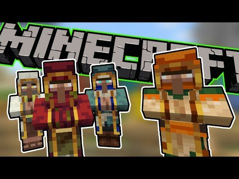 How to Improve the Wandering Trader in Minecraft