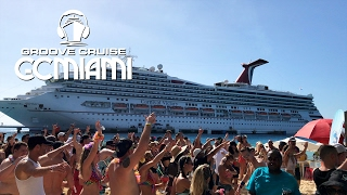 groove cruise miami 2017 4k aftermovie rave cruise ship