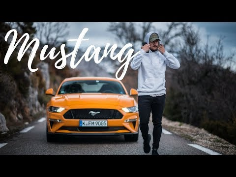 EXPLORING THE 2018 FORD MUSTANG IN MONACO!!!
