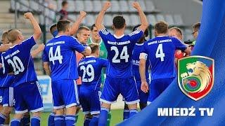 Miedź TV   Kulisy spotkania z Wisłą Płock 27.08.2015