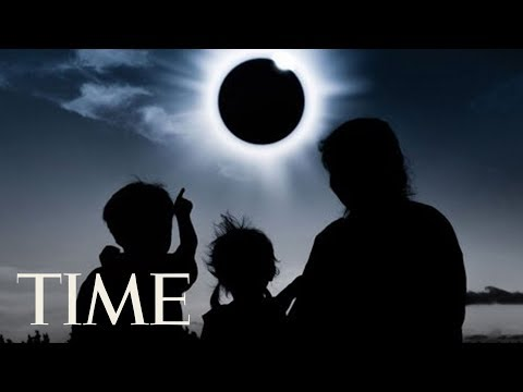Solar Eclipse 2017 Full 4K 360º VR Experience In Casper, Wyoming | 360 Video | TIME