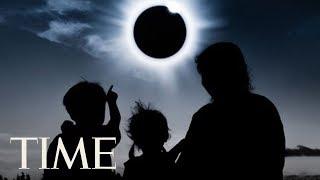 Solar Eclipse 2017 Full 4K 360º VR Experience In Casper, Wyoming | 360 Video | TIME