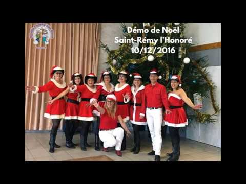 Démo marché de Noël 2016 - St Rémy l'Honoré