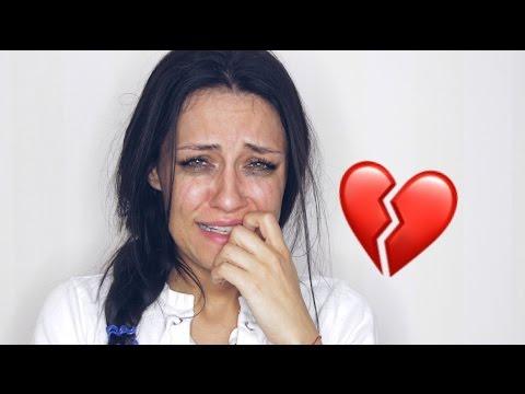 Herz gebrochen ♡ Liebeskummer