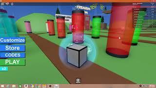 Geometry Dash in Roblox! (similar game)