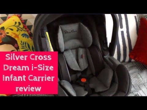 Silver Cross Dream I size Infant Carrier