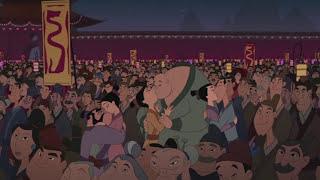 Disney Direct DVDs: Mulan 2