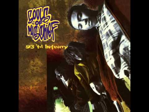 Клип Souls of Mischief - Anything Can Happen