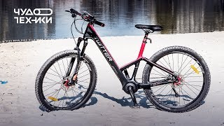 Электро велосипед за 100 000+ рублей — ОБЗОР