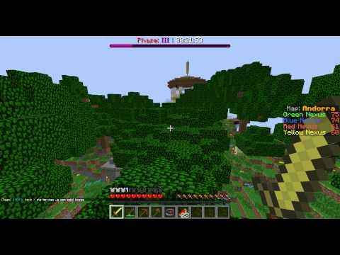 Minecraft Annihilation taktika 37 - Málo hráču