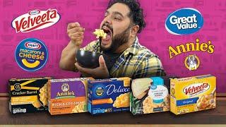¿Quién hace el mejor Mac and Cheese? | El Guzii