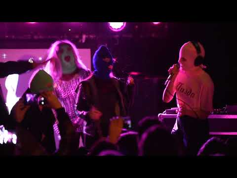 Pussy Riot! - Live in Chicago at Subterranean - Straight Outta Vagina