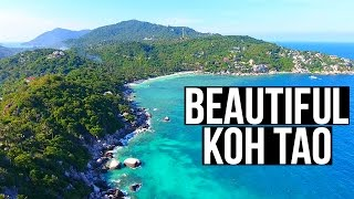 The Most Beautiful Island In Thailand! - Koh Tao