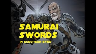 Japanese 'Samurai' Swords in Period European Eyes
