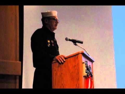 East Washington Middle School celebrates Veterans Day