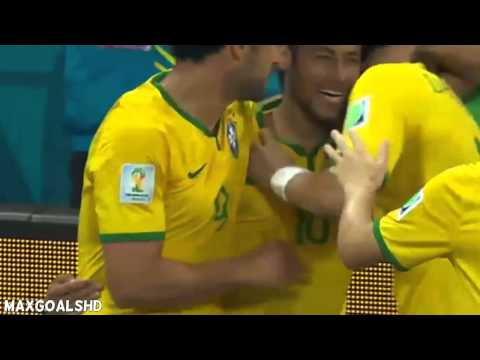 Brazil vs Croatia 3-1 Goals & Highlights, World Cup 2014