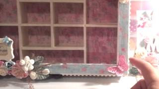 Project Share- Altered Jewelry Box