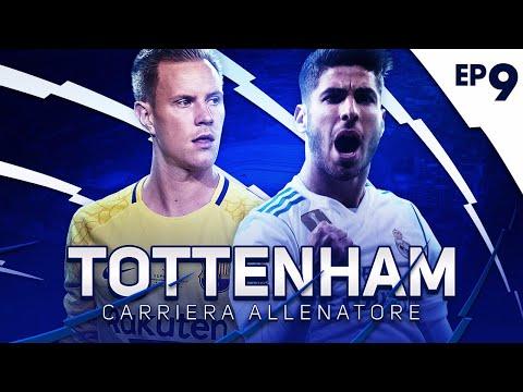 ASENSIO E TER STEGEN AL TOTTENHAM A PARAMETRO ZERO!!  - CARRIERA ALLENATORE TOTTENHAM EP.9 FIFA 18 thumbnail