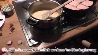 Bayerische Mahlzeit - Nachgekocht