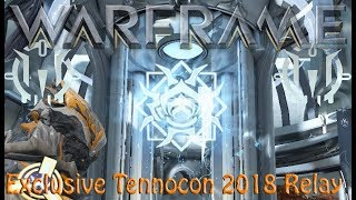 Warframe - Void Traders Returns? Exclusive Tennocon 2018 Relay!