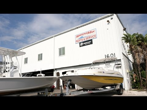 MarineMax Sarasota Service Center: Your Boating Service Resource