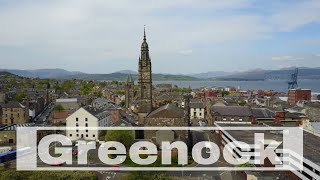Greenock Scotland | Victoria Tower | Greenock Sheriff Court | …