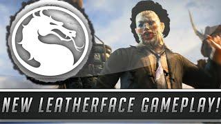 Mortal Kombat X: New LeatherFace Gameplay - Brutality, X-Ray & More! (Kombat Pack 2 DLC)