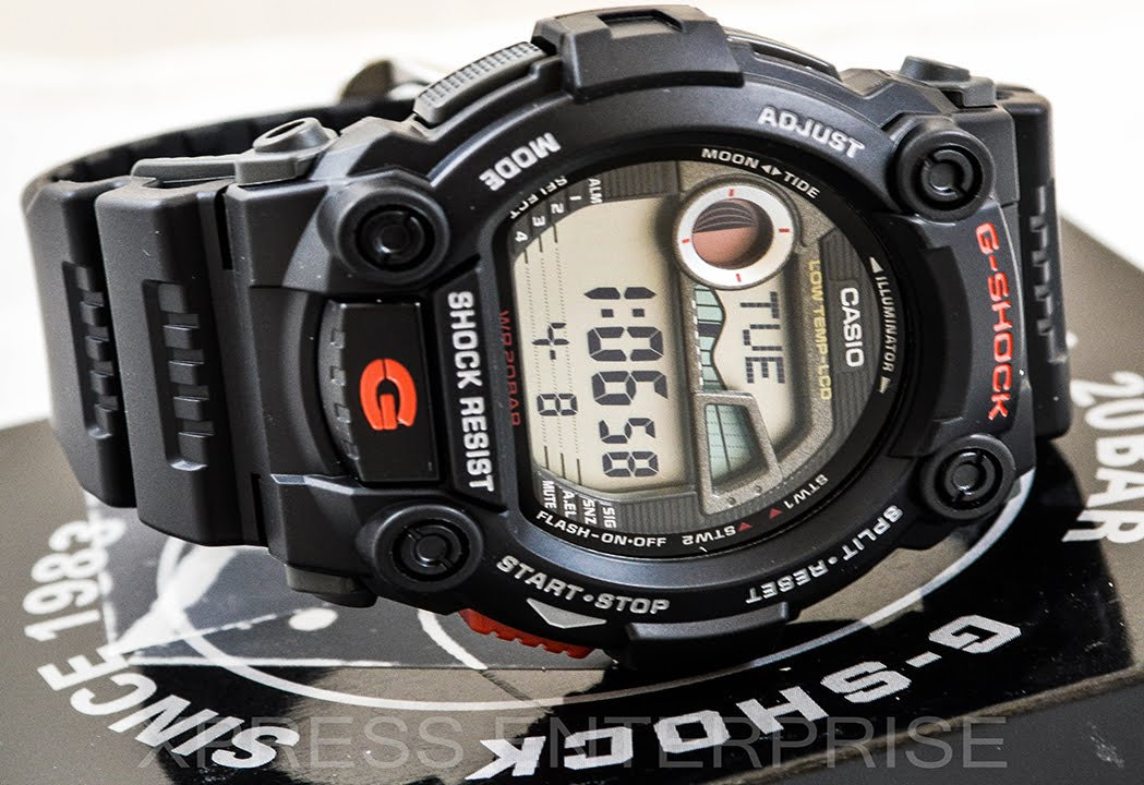 012cef008cd Casio GSHOCK G7900-1 REVIEW