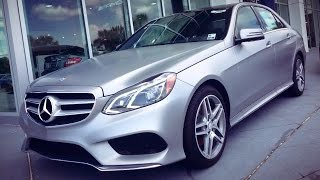 Mercedes-Benz E-Class 2014 Videos