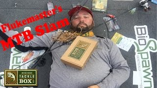 Mtb slam mystery tackle box unboxing april 2016 for Fishing mystery box