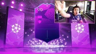 OMG NEW UCL MOMENTS SBC!! WE GOT HIM!! FIFA 19