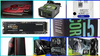 RAKIT PC INTEL CORE I5 8400 + NVIDIA RTX 2070 JAN 2019
