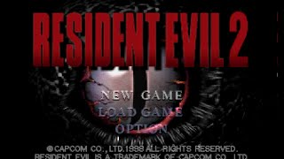 PSX Longplay [005] Resident Evil 2 (Part 1 of 6) - Leon A